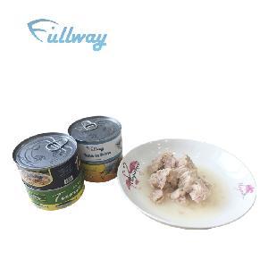 Tin Fish Best Quality Canned Tuna
