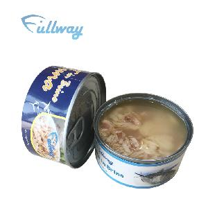 Top quality fresh fish Canned Tuna in oil