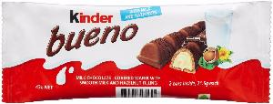 Original  Kinder   Bueno , Snickers,  Chocolate , Twix, Kitkat, Bounty, Nutella
