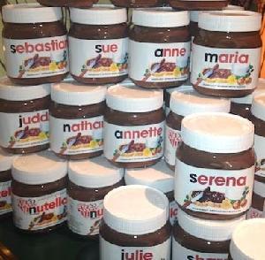ORIGINAL Nutella Ferrero Chocolate Cream 350g, 400g ,750g & 800g