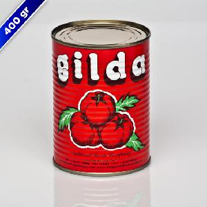 Sweet  Canned  tomato  paste 2200g brix 28-30%