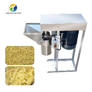 Commercial ginger garlic ketchup crushing machine (TS-S68-1)
