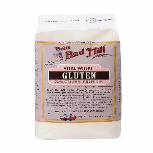 Vital Wheat Gluten 75%/VWG (wheat origin)