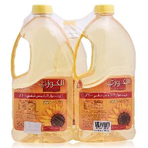 Cold Pressed Sunflower Oil Natural and Pure Unrefined Sunflower Seed Oil Bulgaria Crude