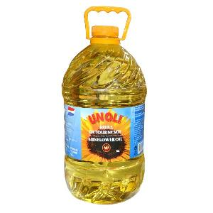 Highest Grade  Russian  and Ukrainian 100% Organic Refined  Sunflower   oil