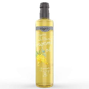 Organic Unrefined Rapeseed Oil in Bulk - Supply High Oleic Cold Pressed Rapeseed Oil - Buy at the Best Price Canola Oil