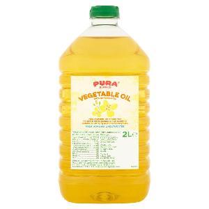 Certified Organic Refined/Crude Rapeseed/Canola Oil
