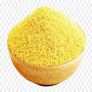 Nourishing The Stomach Glutinous Highly Nutrition Yellow Hulled Millet