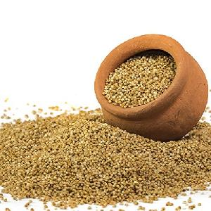 Dried Healthy Hulled nutrition Raw Grains yellow millet organic