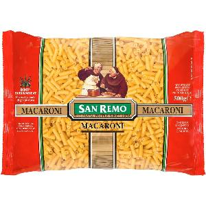 HIGH QUALITY SPAGHETTI PASTA, 1.2MM - LONG PASTA 100% DURUM WHEAT - MACARONI - FUSILI - ELBOW
