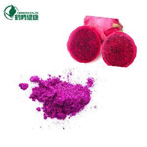 Organic red dragon fruit powder / freeze dried red dragon fruit powder
