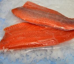 Fresh Frozen Whole Norwegian Atlantic Salmon Fish Ready For Export
