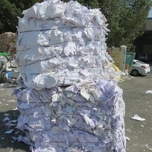 Sorted Office Paper Waste Export to Thailand, Malaysia, Korea, India