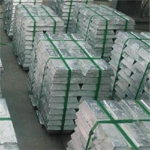 High Quality 99.995%  Zinc   Alloy  Ingot for Electroplating Ready For Export!