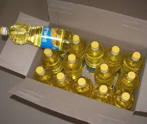 Refined Edible Sunflower Oil For Export