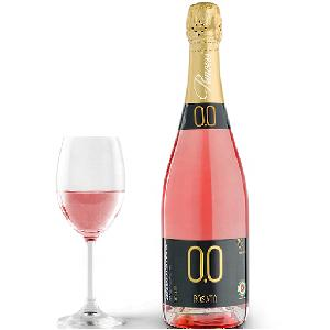 Alternativa 0.0 Rose Sparkling  Dry , Extra- Dry ,  Sweet  - alcohol-free drink