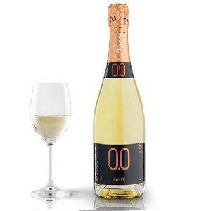 Alternativa 0.0 White Sparkling Dry, Extra-Dry, Sweet - alcohol-free drink