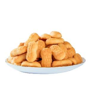 Top sale peanut shape sweet biscuit