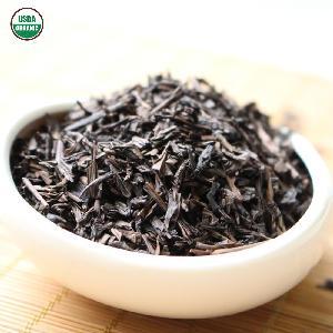 Japanese Roasted Green Tea USDA EU Certificate Organic Hojicha Tea for Latte Coffee