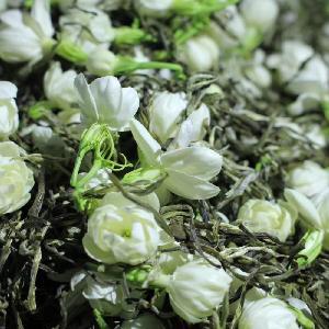 USDA and Europe Organic Certified Jasmine Green Tea