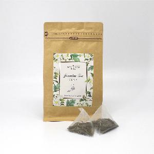 USDA Jasmin  Tea  Brands  Organic  Loose  Fujian  Jasmine  Green   Tea  in Bag