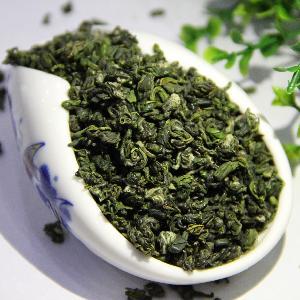 China Organic Green Tea Gunpowder Loose Tea 3505AAA Direct Selling From Factory