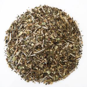 Organic Natural South America Yerba Mate Peppermint Lemongrass Flavor Pyramid Tea Bag