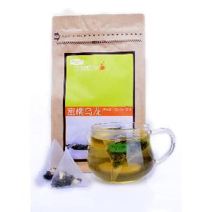 Wholesale Good Taste Premium Quality Detox  Slim ming  Beauty   Tea   Peach Oolong  Tea  Fruit  Tea