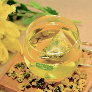 Organic   Tea  Natural China Flowers Bag  Chrysanthemum  Flower  Tea  Fragrant  Chrysanthemum   Tea  Customized Available
