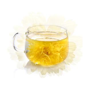 Organic Golden Chrysanthemum Chinese Blooming Flower Tea
