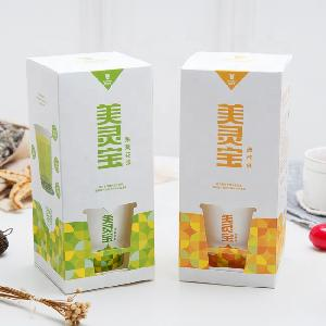 The cheapest price wholesale instant green tea cup