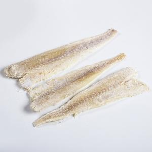 Dry Salted Alaska Pollock Fillet Dried salted APO Fillet