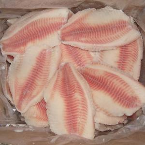 New Season Good Quality Frozen Tilapia Fillet