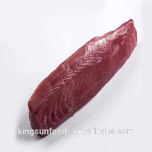 Frozen Yellow Fin Tuna Loin For Sushi Use