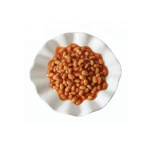 High quality Canned baked white bean 400G