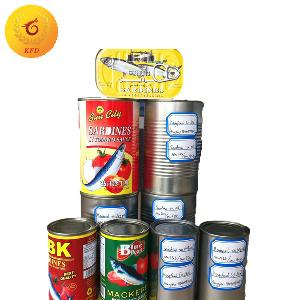 Canned  sardine  canned mackerel canned  tuna  canned  fish  canned seafood