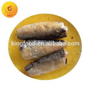 Canned Tin Fish Canned  Kosher  Canned  Food