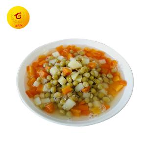 Canned Mixed vegetables brand  425