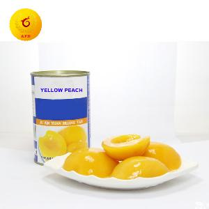 Chinese peach canned 820 wholesale