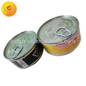 Тунец рыбные консервы тунец в масле из Китая