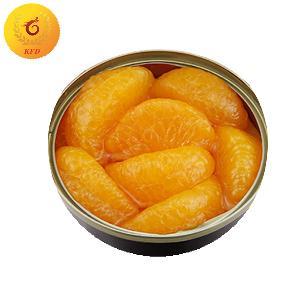 законсервированный помераец мандарина сегментов оптом