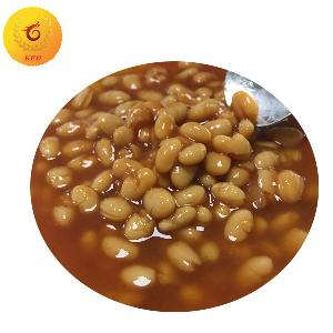 Wholesale canned white kidney beans in tomato sauce