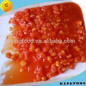 консервная банка помидор в томатном соке китайские измельченные жестяные помидоры