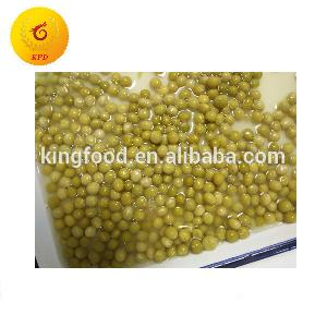 supply fresh green peas canned manufacturer