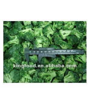 iqf frozen vegetable broccoli cut florets supplier