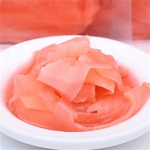 2LBS*10BAGS/PAIL  USA receipe  Pickled Pink Red Sushi Ginger