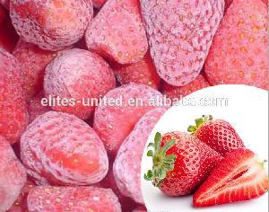 2017 new crop sweet charlie iqf frozen strawberry fresh