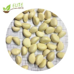IQF frozen peeled garlic in bulk peeled garlic cloves TOP Quality with wholesale price