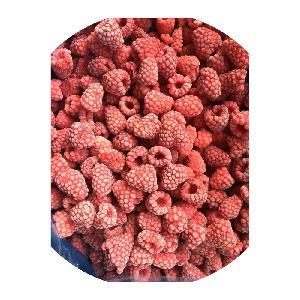 New season crop best quality shape frozen IQF raspberry fruit