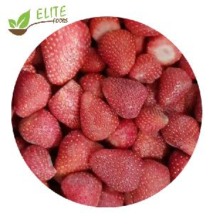 Conventional Frozen Fruits IQF Strawberry with BRC Certificate